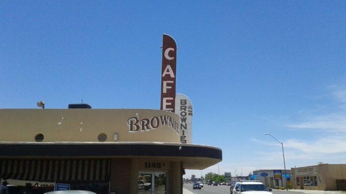 2. Brownie's Restaurant, Yuma