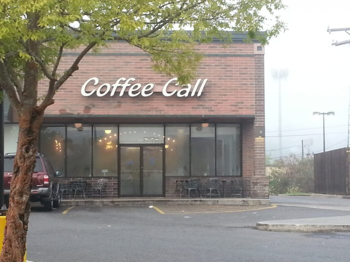 4. Coffee Call, 3132 College Drive F., Baton Rouge