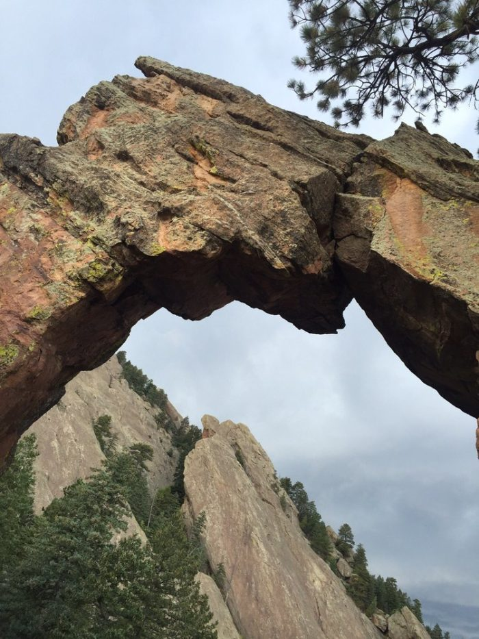...the Royal Arch and its tough, but rewarding trek up steep and rocky trails...