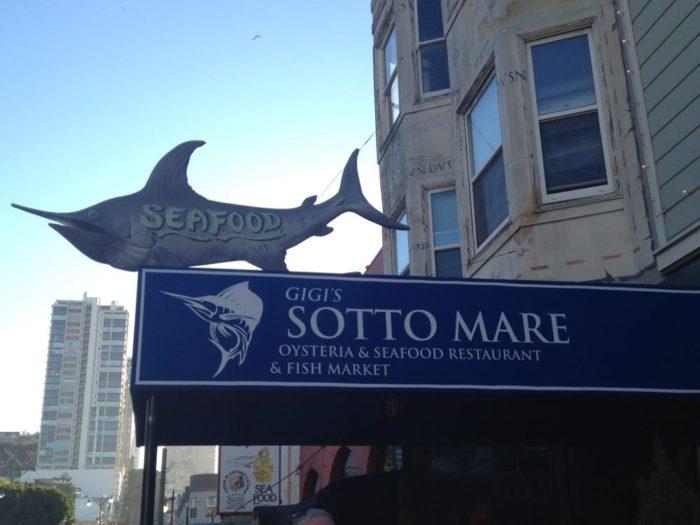 7. Sotto Mare, San Francisco