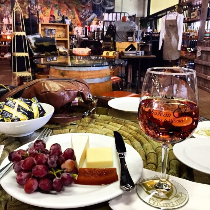 But there are also an abundance of foods, cheeses, and delicacies to pair with your soul-satisfying wine.