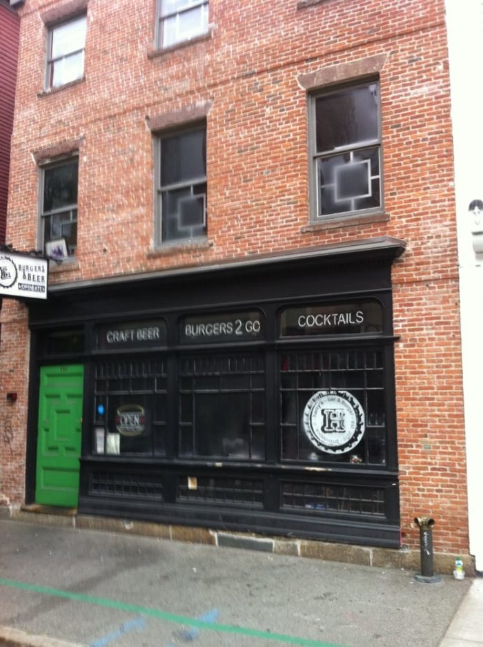 5. Harry's Bar and Burger, Providence
