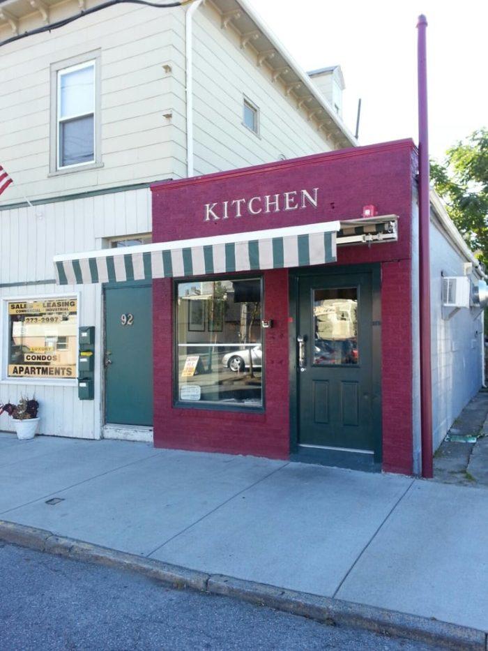 8. Kitchen, Providence