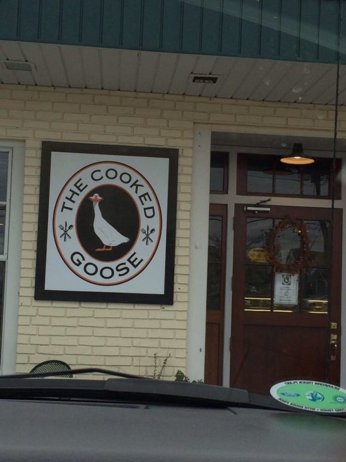9. The Cooked Goose, Westerly