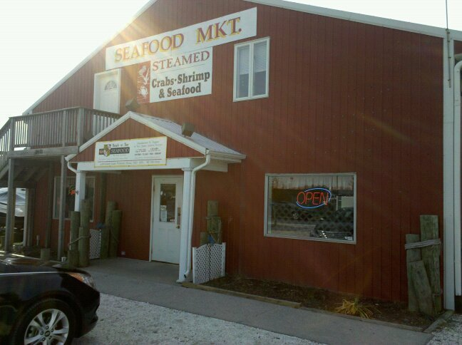 6. Beach to Bay Seafood Company, Princess Anne