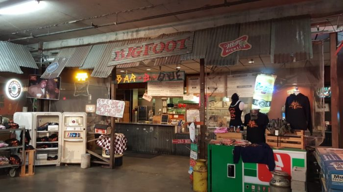 1. Bigfoot BBQ Restaurant (Flagstaff)