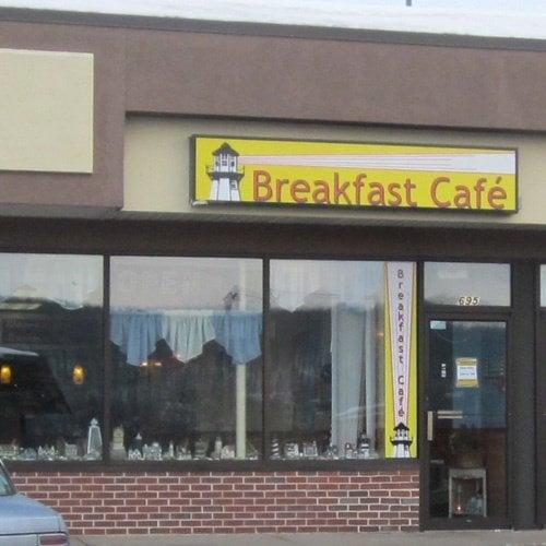 13. Breakfast Café, Haverhill