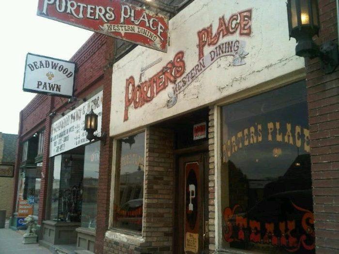 Porter's Place, Lehi