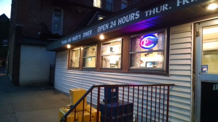 4. Frank & Mary's Diner - Cortland