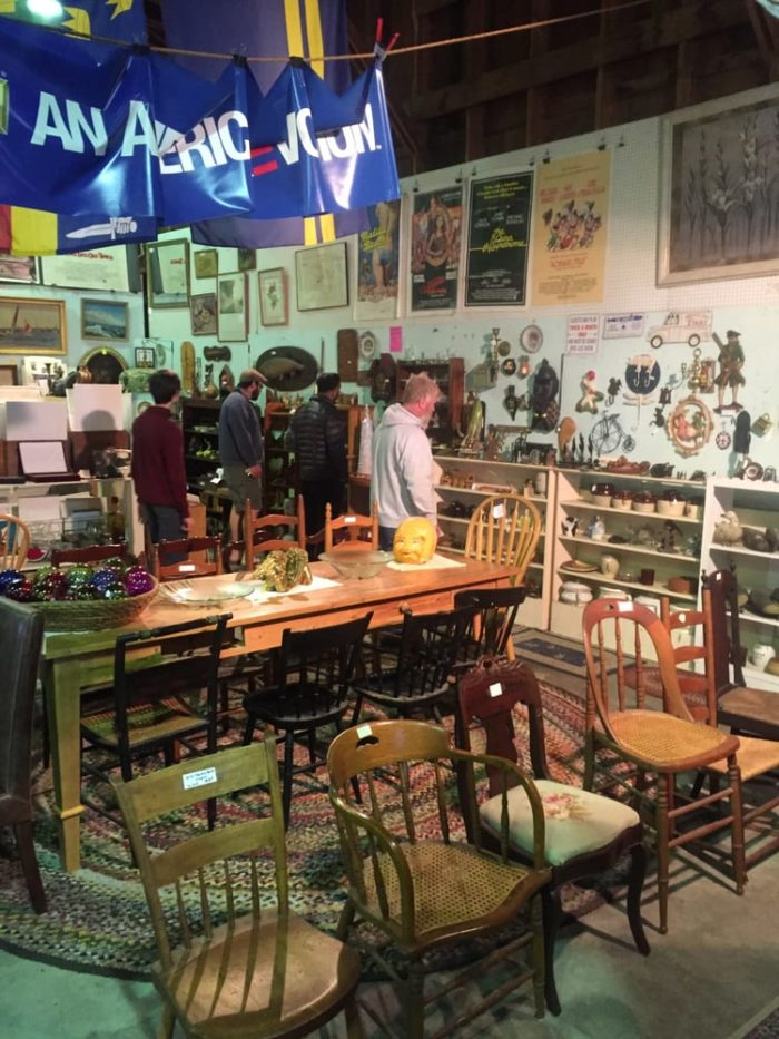 Prices are very affordable. Some of the older antiques may be a bit expensive, but the vast majority of the items are listed at thrift store prices.