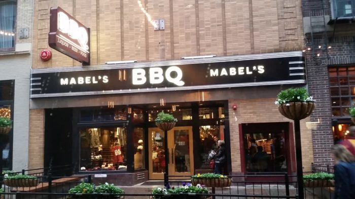 7. Pork Belly from Mabel's