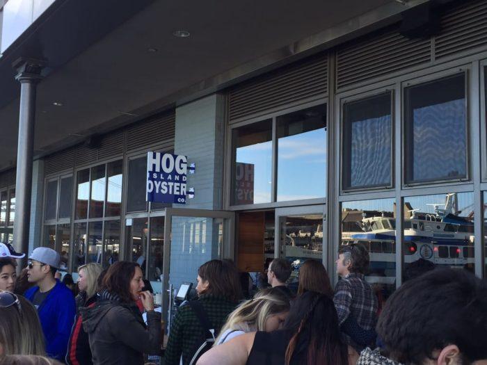 4. Hog Island Oyster Company, San Francisco