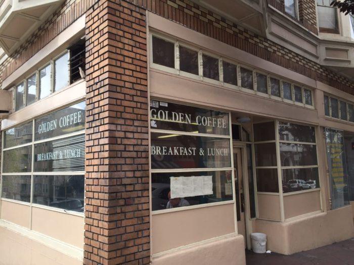 4. Golden Coffee Shop, San Francisco