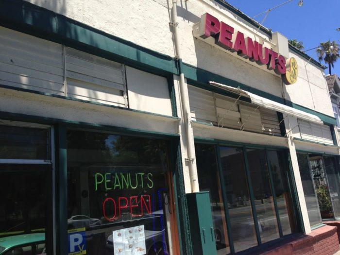 7. Peanuts Deluxe Cafe, San Jose
