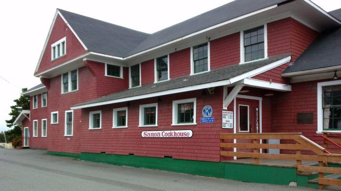 8. Samoa Cookhouse, Samoa