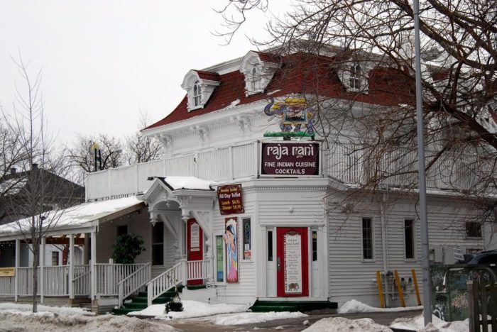 1. Suvai Palace (400 S Division St, Ann Arbor)
