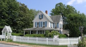10 Places To Stay Overnight In Maryland Without Breaking The Bank