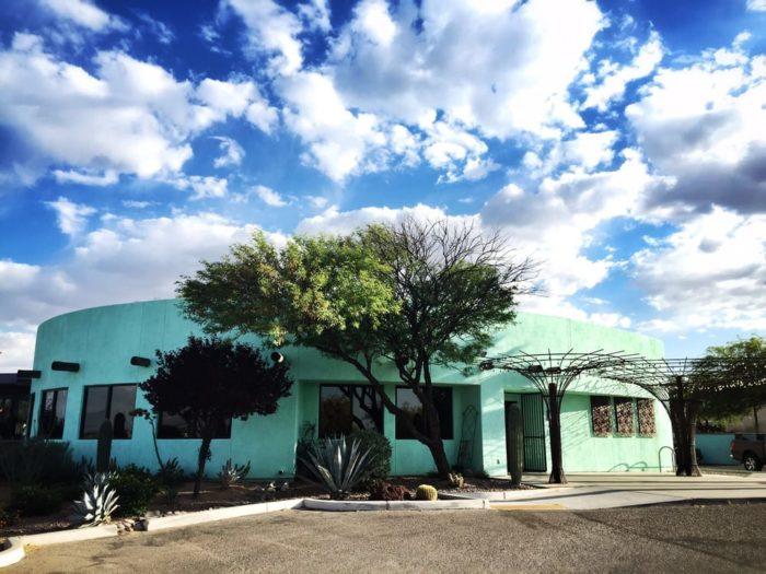 7. Teresa's Mosaic Cafe (Tucson)