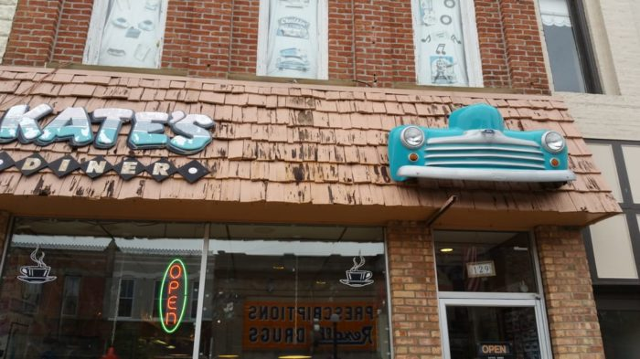 When you arrive, start the day off with a tasty breakfast at Kate's Diner. This eatery on West Michigan Avenue is a classic favorite that will fill you up for your day of exploration.