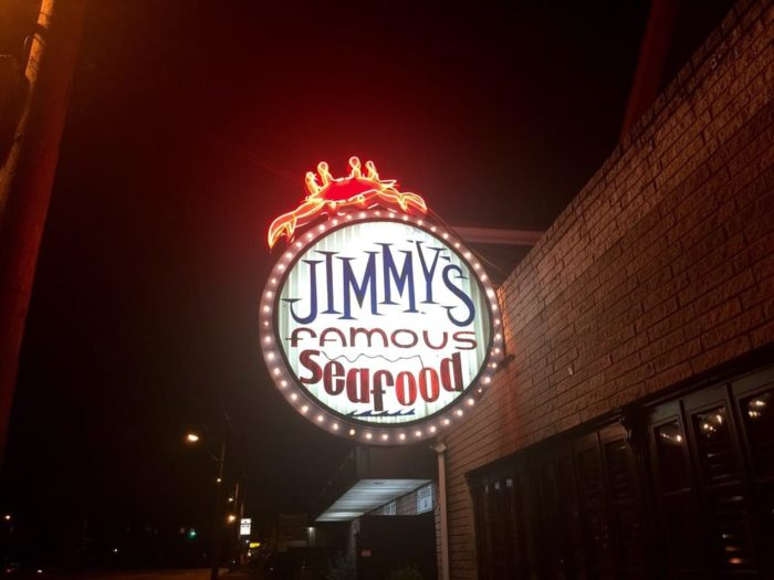 13. Jimmy's Famous Seafood, Baltimore