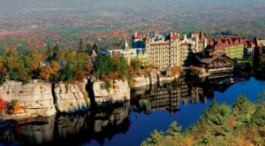 America's Best Adventure Town Is Right Here In New York And It'll Bring Out The Explorer In You