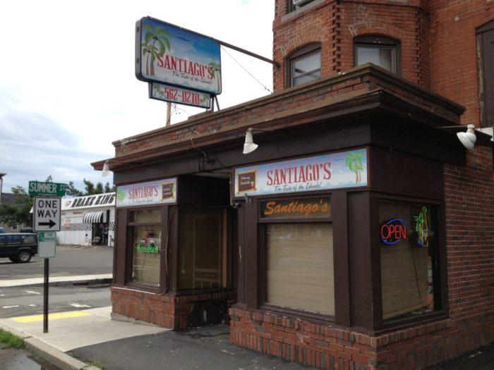 1. Santiago's Family Restaurant, Westfield