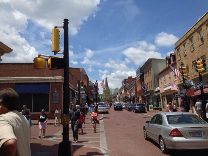 Spending the day in Annapolis? While there are dozens of delicious local eateries to choose from when you're feeling famished, there is one particular iconic spot that is renowned for its unique character and homestyle cooking.
