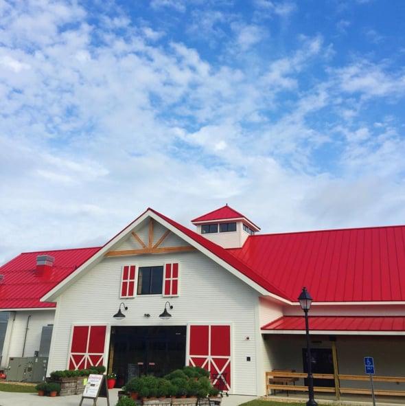 Applecrest Farm is a favorite New Hampshire destination for picking farm fresh produce.