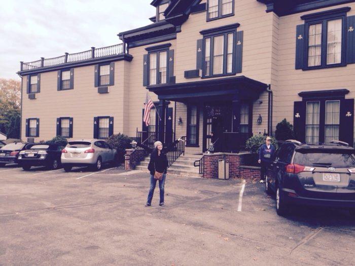 2. Carriage House Inn, Middletown