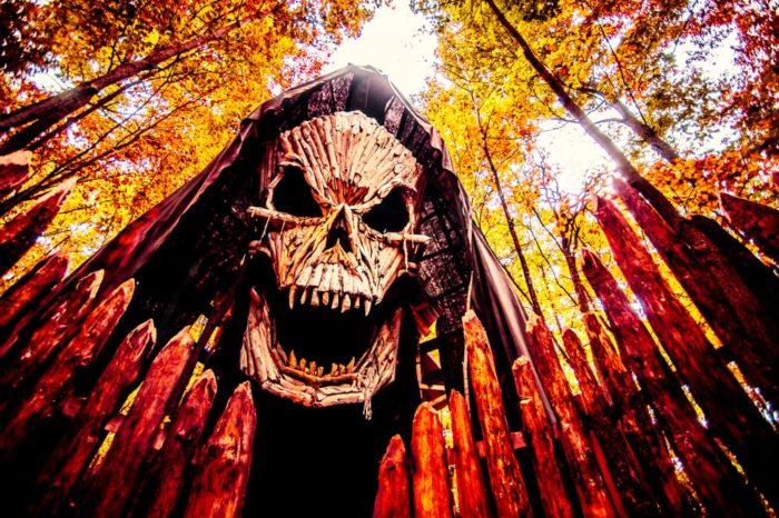 1 haunted overload lee - Halloween New Hampshire
