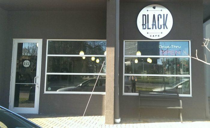 7. Black Café, 518 S. Pierce St., Lafayette
