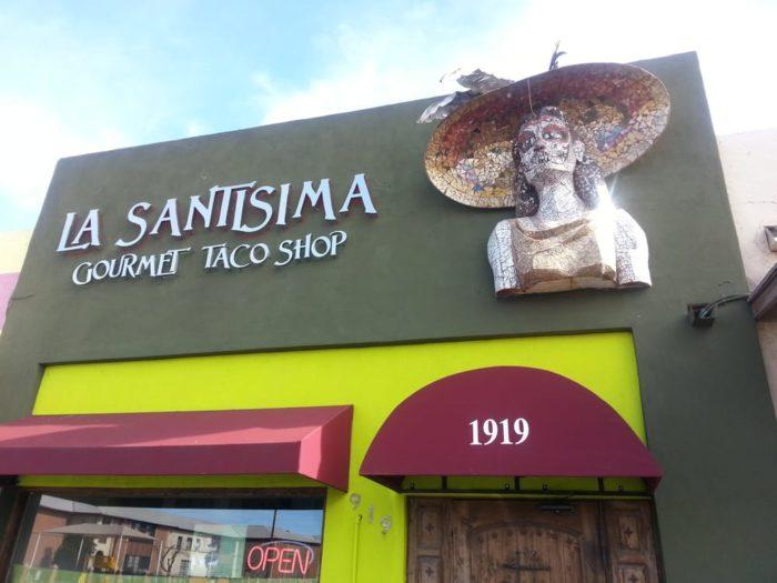 4. La Santisima Gourmet Taco Shop, Phoenix