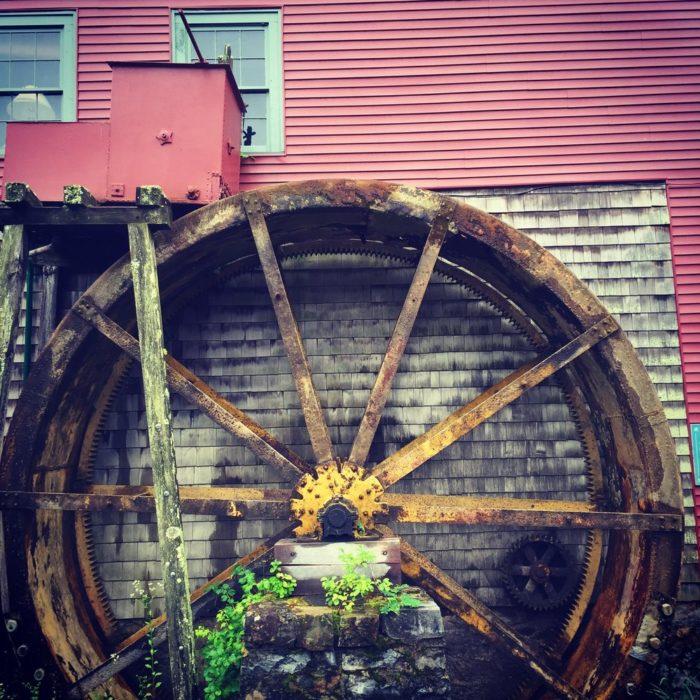 3. The Waterwheel Restaurant (Warm Springs)