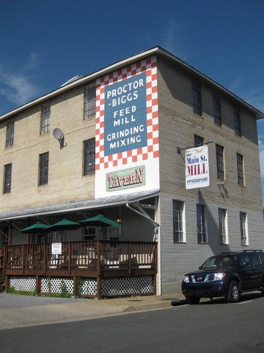 5. Main Street Mill (Front Royal)