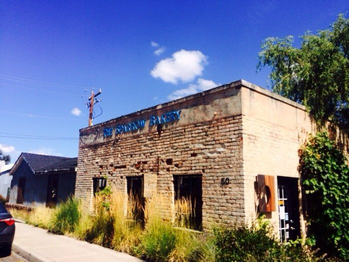 6. The Sparrow Bakery, Bend
