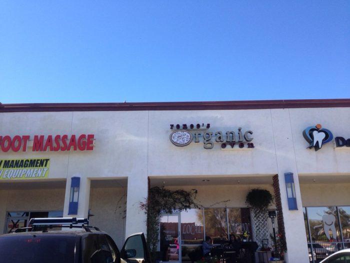 9. Renee's Organic Oven, Tucson