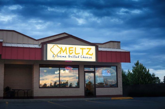 5. Meltz Extreme Grilled Cheese, Coeur d'Alene