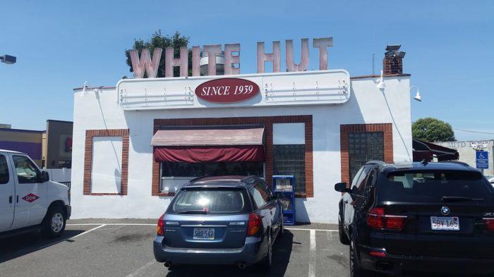 4. White Hut, West Springfield