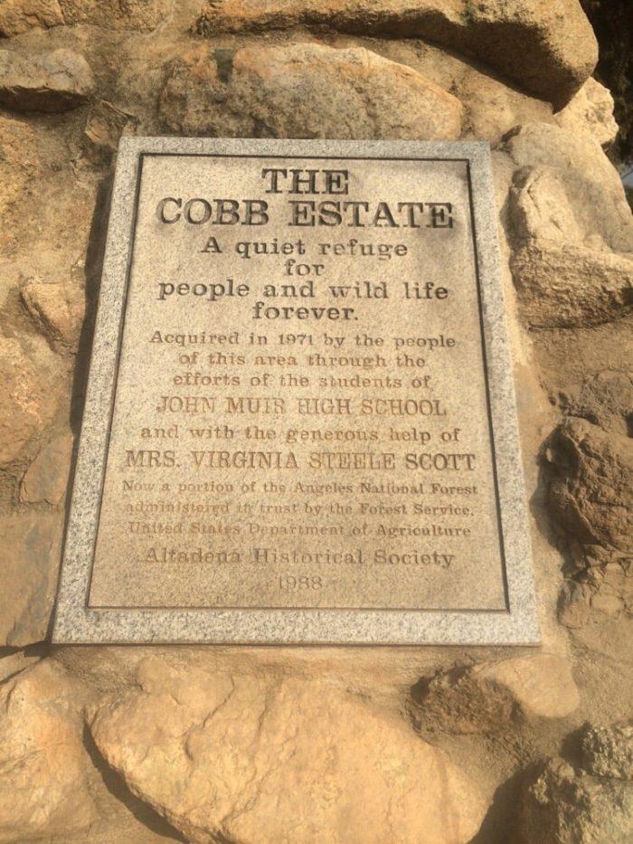 The Cobb Estate