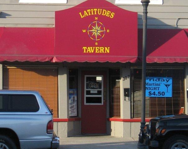 6. Latitudes Tavern (307 W Chisholm St, Alpena)