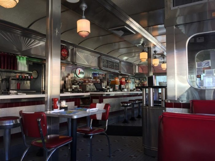 The 11th Street Diner has been sitting it its current location since 1992, but its history goes back much further than that.