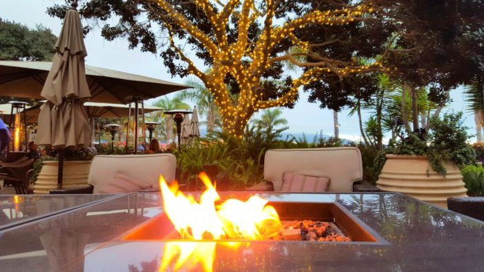 Then head to the restaurant at the end of the day and experience an unforgettable meal surrounded by magical lights and a roaring fire pit to set the perfect mood.