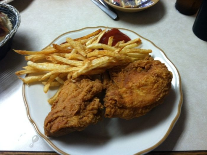 Since it first opened in 1958, the Olpe Chicken House has been renowned for its famous fried chicken dinners...