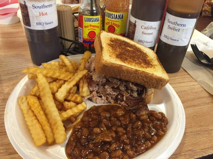 Locals and visitors can't resist stopping for some of their famous ribs or a homemade breakfast. Take a trip down to this historic small town and see for yourself.