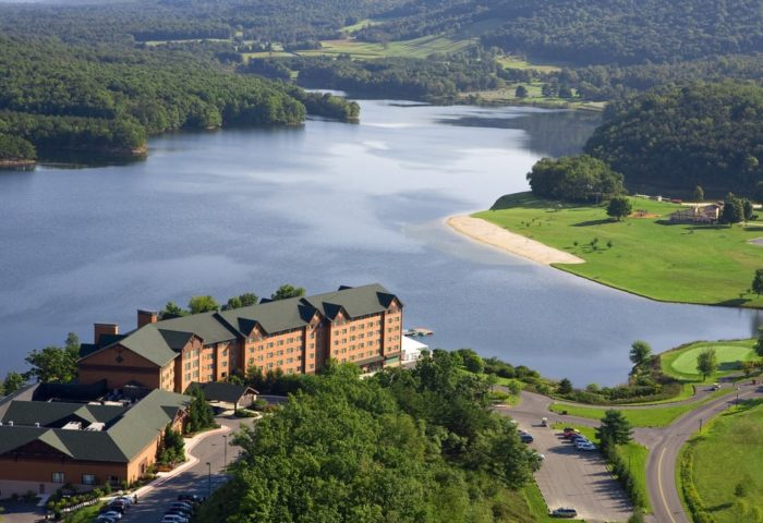 This is all just the tip of the iceberg when it comes to Rocky Gap Casino Resort. This hidden spot is the perfect blend of nature and luxury, while still being relatively friendly on your wallet.