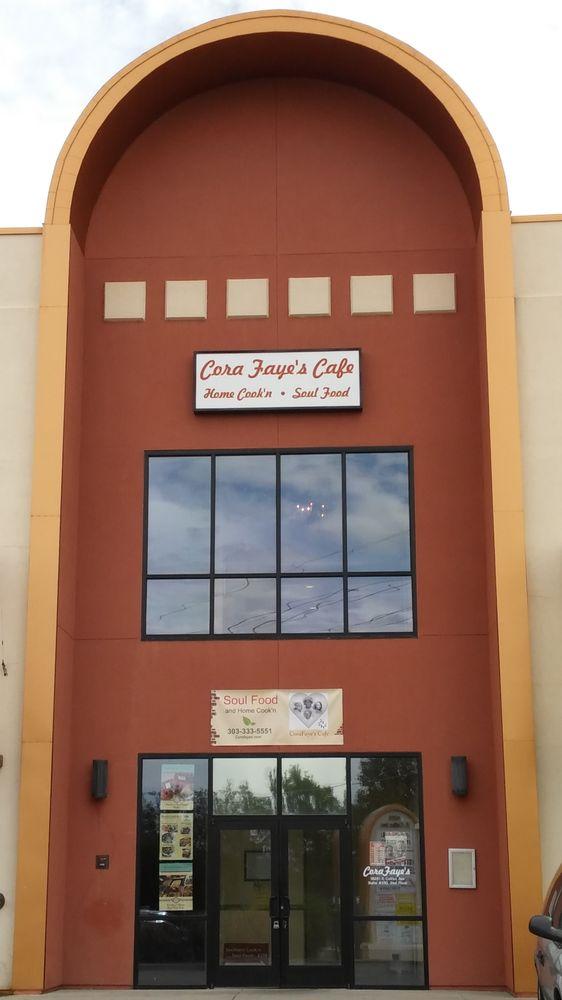 4. CoraFaye's Cafe