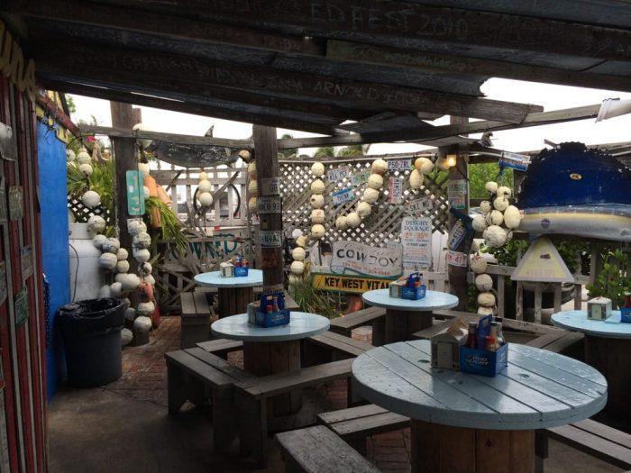 5. B.O. 's Fish Wagon, Key West