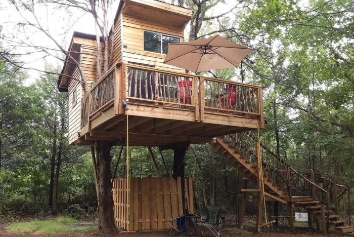 9 Affordable Places To Spend The Night In Oklahoma