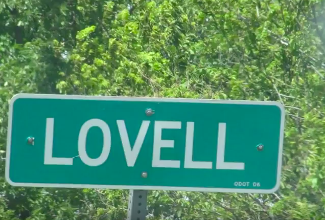 The town of Lovell actually started as a post office on May 22, 1889.
