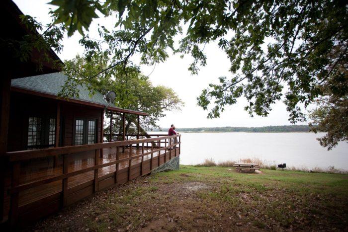 7. Hugo Lake State Park, Hugo